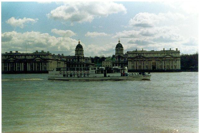 River Thames, Greenwich.
