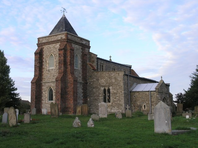 St. Margaret's Church, High Halstow