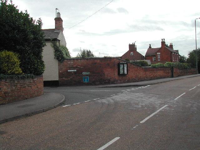 Peck Lane, Gunthorpe