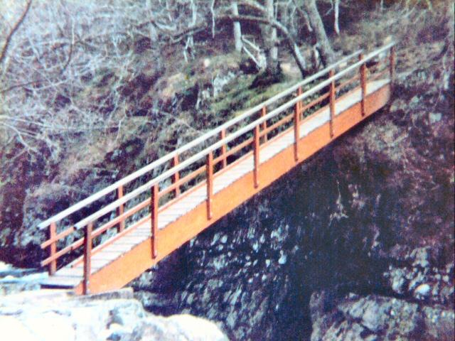 The Miners' Bridge