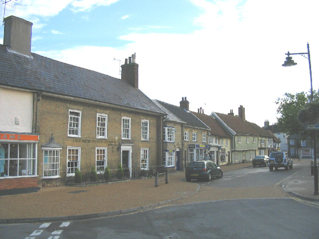 Wickham Market, Suffolk