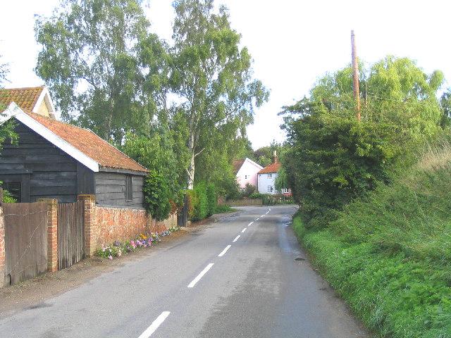 Kettleburgh, Suffolk