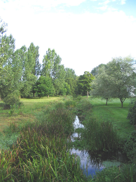 River Deben, at Kettleburgh, Suffolk