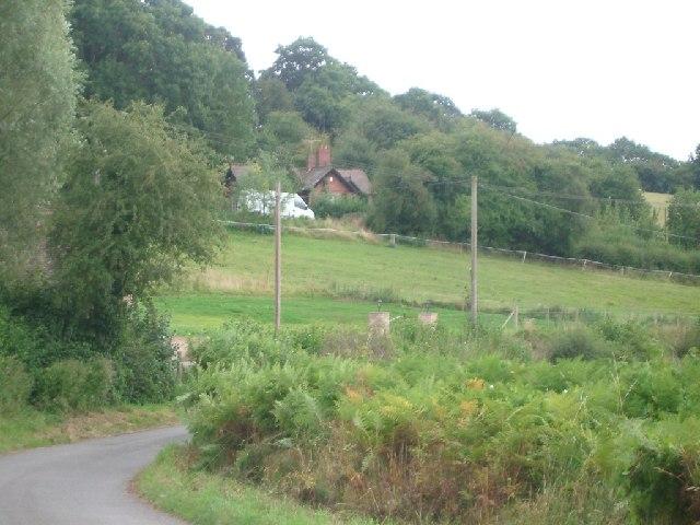 Field near The Kilns