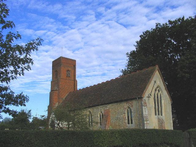 Parish Church, Hoo, Suffolk