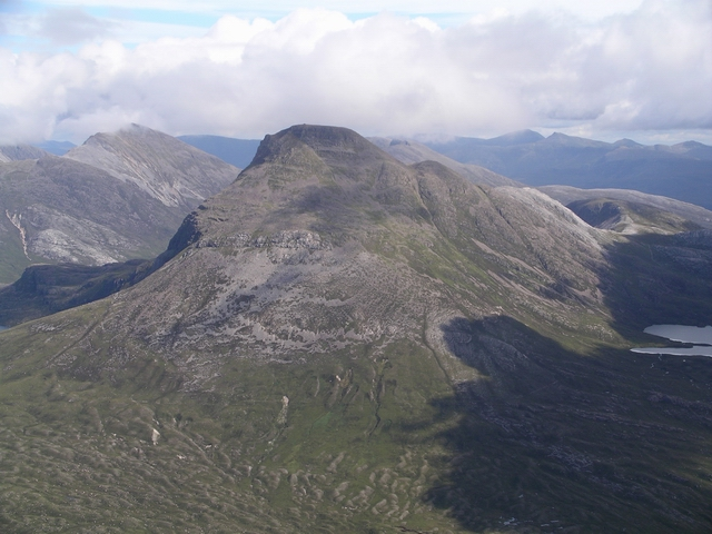 W ridge, Maol Chean-deag
