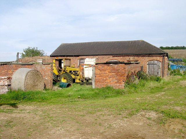 Old farm buildings, Manor Farm