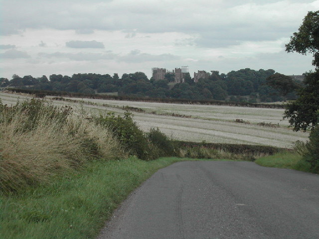 View from Deep Lane, Hardstoft