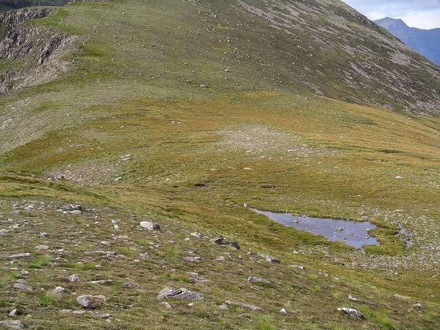 Lochan, Beinn Damh