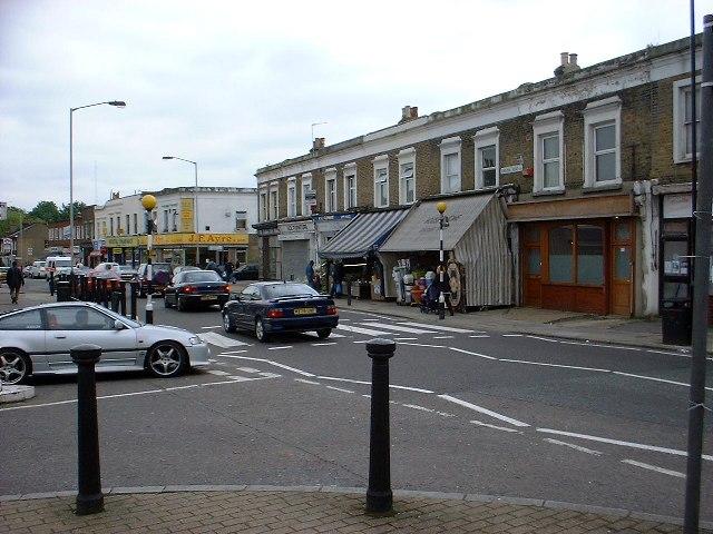 Evelina Road - Nunhead