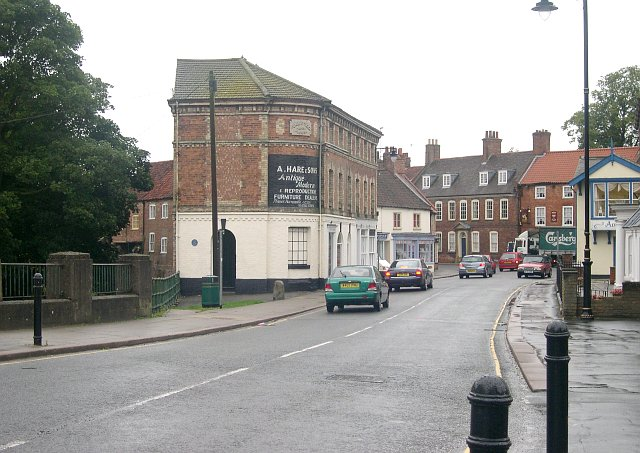 Bridge Street, Horncastle
