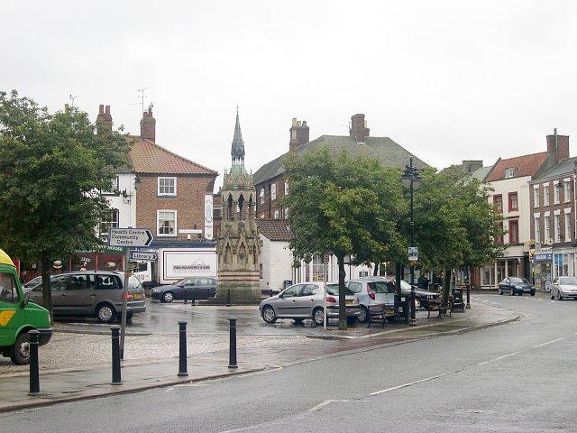 Horncastle Market Place