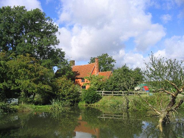 French's Farm, Debach, Suffolk