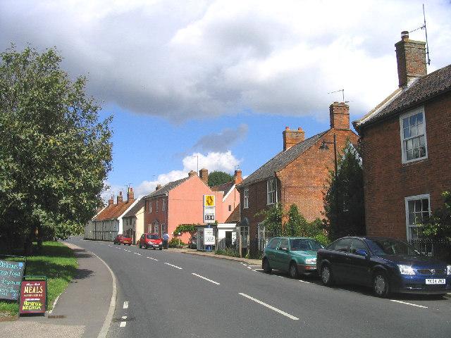 Bramfield, Suffolk