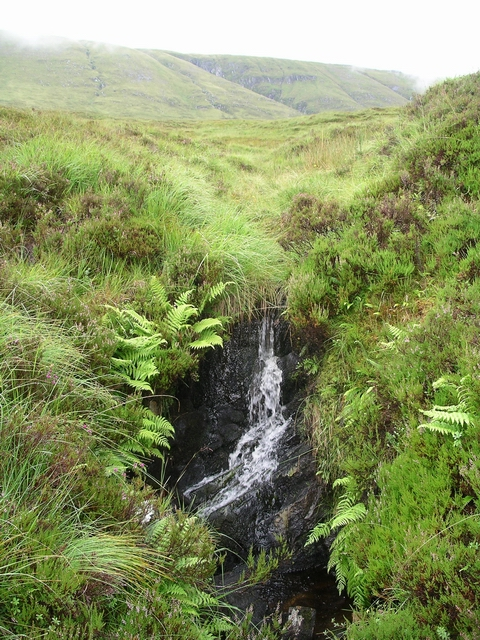 Waterfall, Moruisg