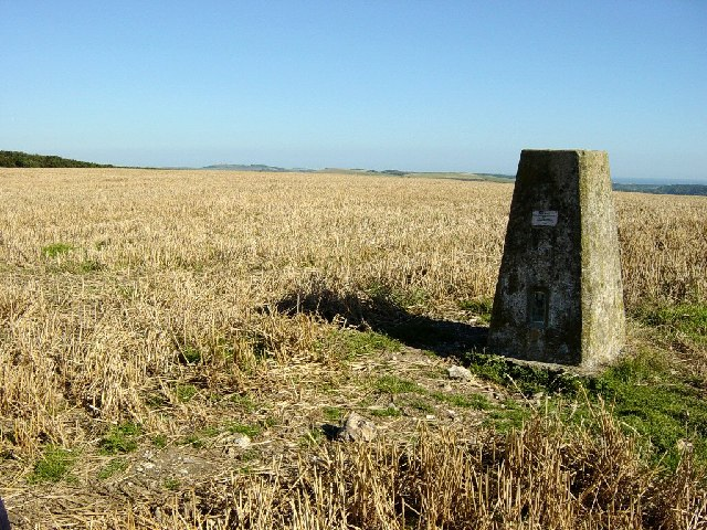 Rackham Hill Trig Point