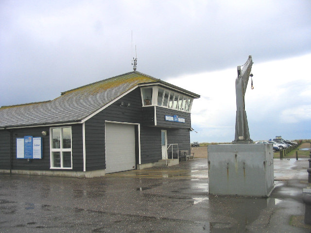 Southwold Lifeboat Station, Suffolk