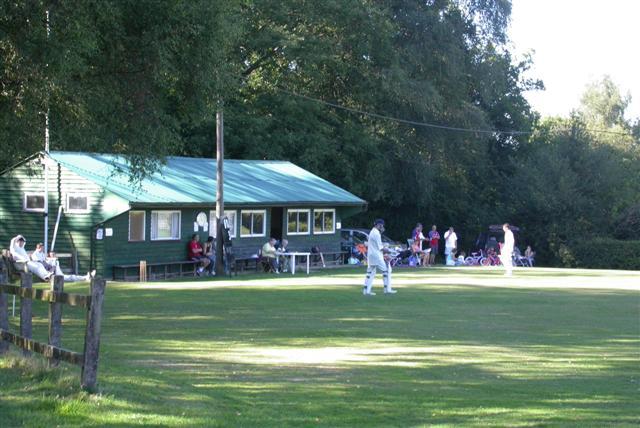 Ebernoe Cricket Pavilion