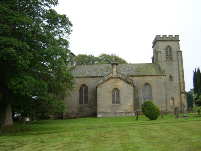 Wark Church