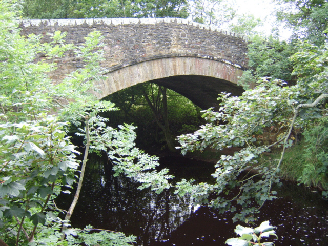 Bridge over the Chirdon Burn