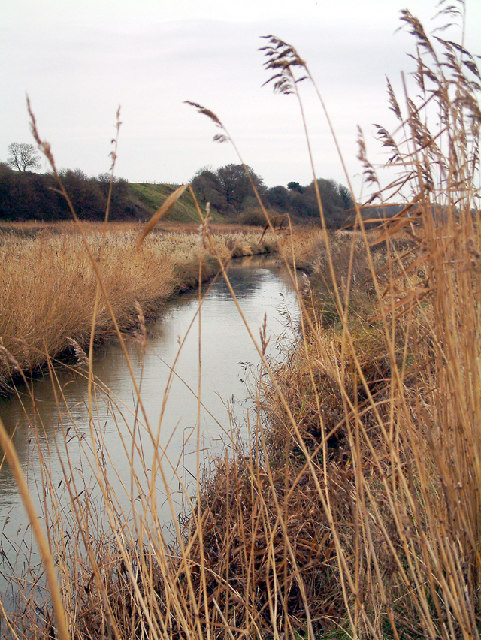 Pannel sewer, now part of Bird Reserve