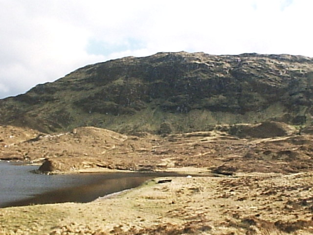 The Head of Loch Merkland