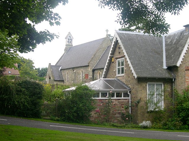 Fulletby Church and Schoolhouse