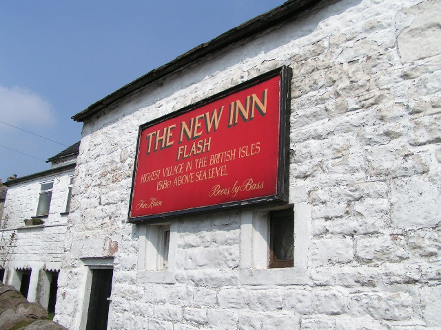 The New Inn, Flash