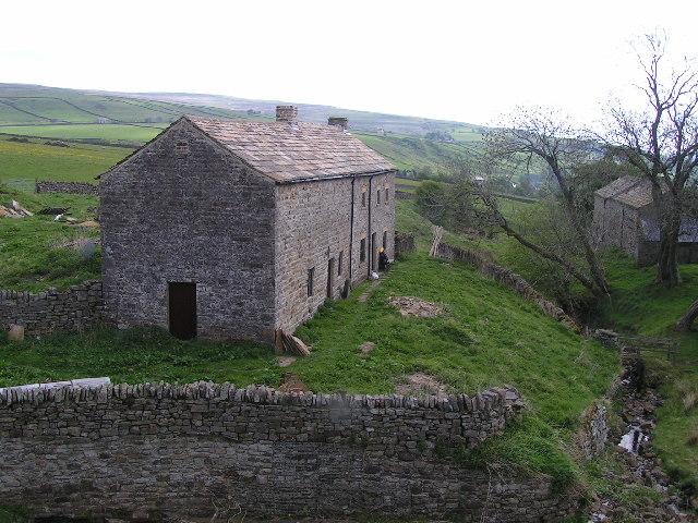 Blackcleugh Farm, Weardale