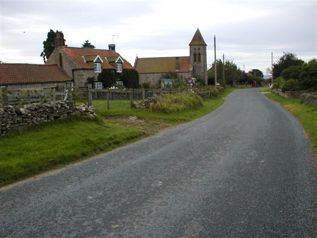 Carlton Church and Village