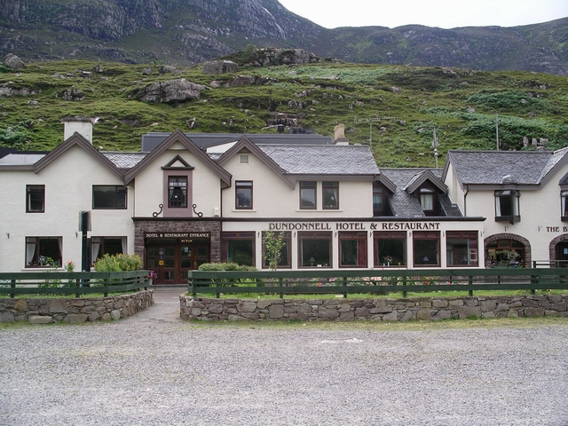 The Dundonnell Hotel