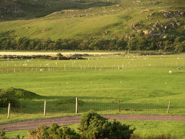 Farmland, Dundonnell