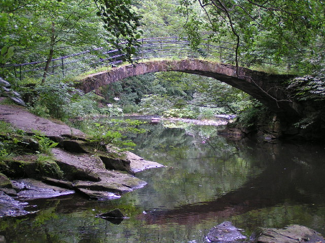 """Roman Bridge"""