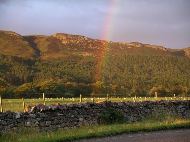 Rainbow, Dundonnell