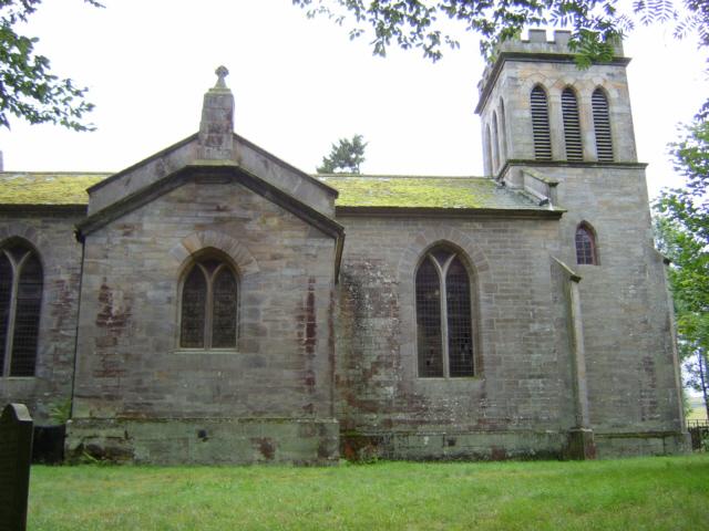 Church near Eals
