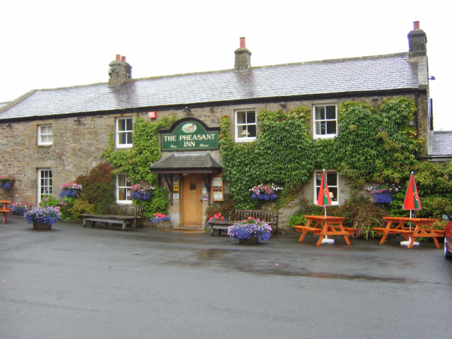 The Pheasant, Stannersburn