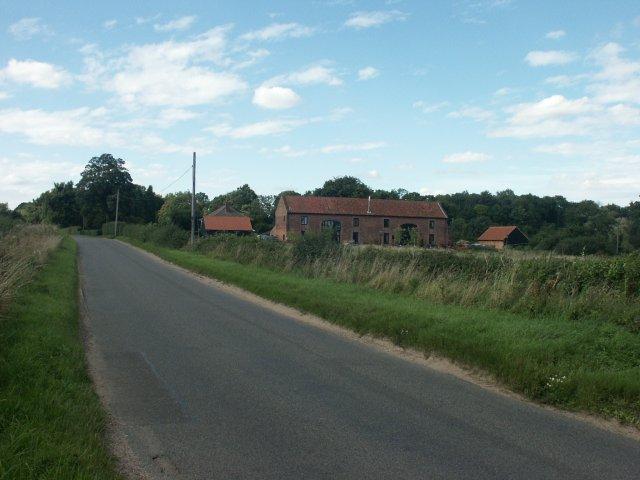 Bracon Hall Farm, Bracon Ash