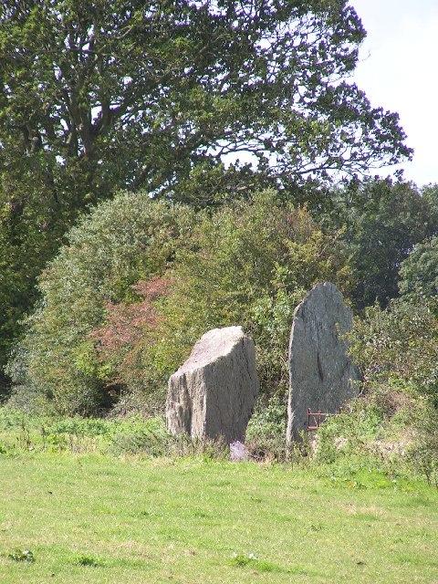 Bryngwyn Standing Stones