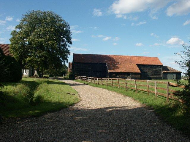 Curzon Hall Farm, East Carleton