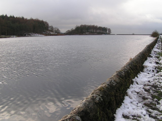 Ridgegate Reservoir, Macclesfield Forest
