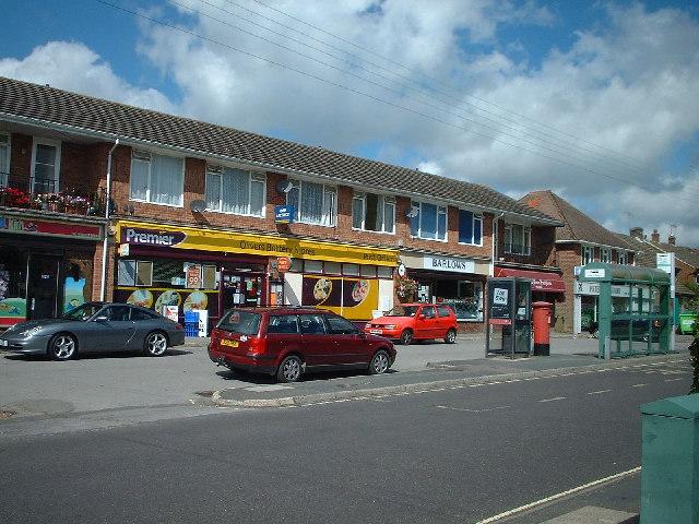 Oliver's Battery village shops