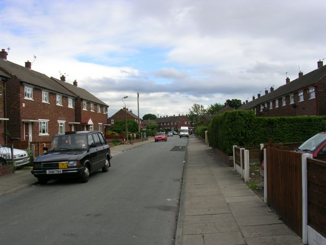 Brookhouse Estate, Eccles