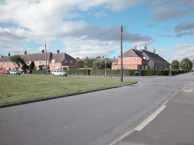 Great Saughall