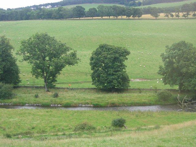 River Tweed.