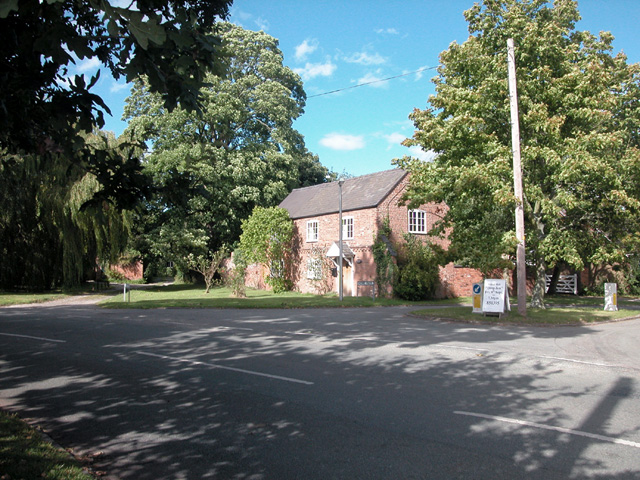 Great Mollington village