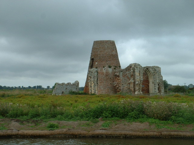 St Benet's Abbey Drainage Mill