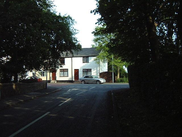 Heath Lane / Newton Road Junction