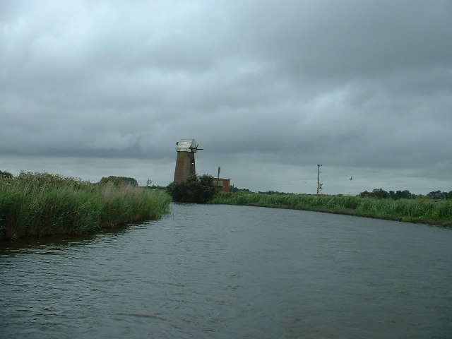 Neave's Drainage Mill