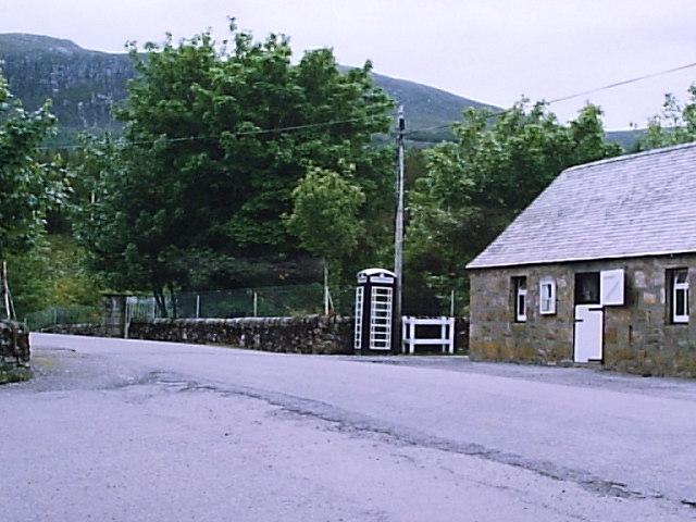 Achfary Village