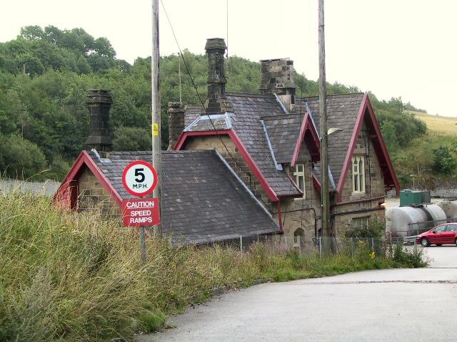 Peak Forest Station